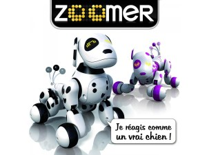 Zoomer dalmatien 2.0 reste un chien robotisé bilingue