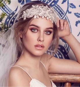 Collection de headband spécial mariage