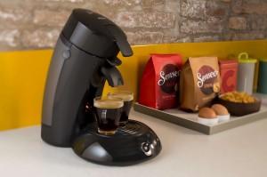 La machine à café SENSEO