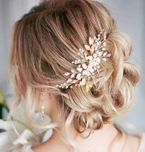 Quel est le meilleur accessoire de cheveux pour mariage ?